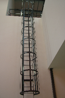Steel Cat Ladder